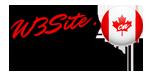 W3Site.ca Logo